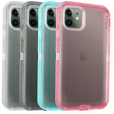 Clear Hard Case Shockproof Hard Armor Cover For iPhone 11/11 Pro/11 Pro Max 2019