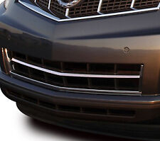 IDFR Cadillac SRX 2010~2012 Chrome panel cover for front lower air vent