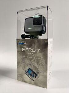 GoPro HERO7 White  Waterproof  Action Camera CHDHB-601-RW NIB