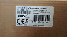 Axis 5504-901 Lens CS VF 9-40MM F1.5 P-IRIS MP [CTA]