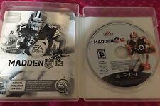 Madden NFL 12 (Sony PlayStation 3, 2011)