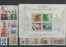Germany Berlin Vintage Yearset 1973 Mint MNH Complete More Sh Shop