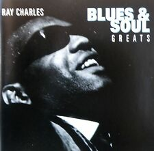Ray Charles - Blues & Soul Greats CD * Many More Great CDs In Store *