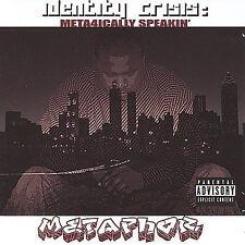 NEW Identity Crisis: Meta4ically Speakin' [Explicit] (Audio CD)