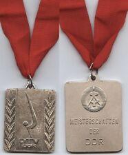 Orig.Silver medal     GDR Gymnastics Championship 1976  !!  EXTREM RARE