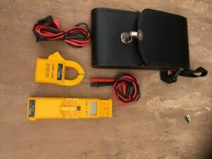 FURTHER REDUCED PRICE - ISO-TECH IEK 67 multimeter and clamp kit