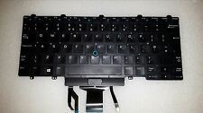 GENUINE DELL LATITUDE E5450 E7250 E7450 3340 KEYBOARD K9V28 0K9V28