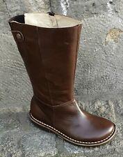 Grünbein Schuh Laure TR 7006-042  Echtleder Stiefel Wechselfußbett