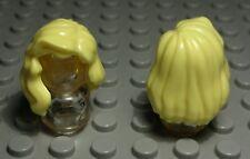 Lego Figur Zubehör Haar Blond für Frau                                  (1526 #)
