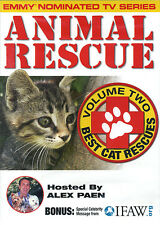 Animal Rescue: Best Cat Rescues (DVD) **New**