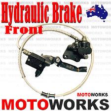 Hydraulic Front Disc Brake Caliper System +Pads 125cc 150cc PIT PRO Dirt Bike B