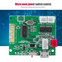 Wireless Bluetooth 5.0 Amplifier Board Stereo Audio Receiver Module DIY Kit PCB
