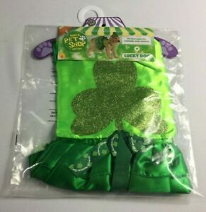 Rubie's Pet Shop Boutique Lucky Dog Halloween Costume NEW BJ