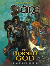 Slaine: The Horned God - Collector's Edition, Mills, Bisley 9781781087626 New+-