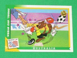 1994 WORLD CUP LOONEY TOONS USA SOCCER PROMO TYCO ACTION FIGURE #6 INSERT CARD