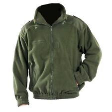 Mountain Fleece Jacket Olive Green Cold Weather Heavy Weight French Issue ~ New