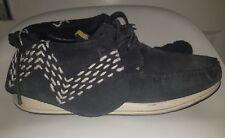 Visvim FBT Sashiko JP Folk Moccasins Trainers Sneakers Kanye UK 11 US 12 Rare