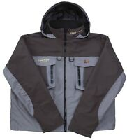Caddis Northern Guide Breathable Fly Fishing Wading Jacket Size Medium Brand New