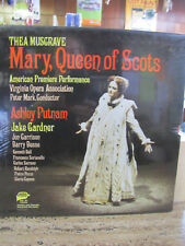 SEALED 3 LP SET OF THEA MUSGRAVE MARY, QUEEN OF SCOTS ANERICAN PREMIERE OPERA.
