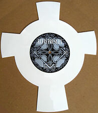 ELVIS PRESLEY Cross SHAPED WHITE Vinyl His Hand In Mine 4 Track EP 750 Made! New