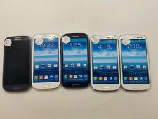 Lot of 5 Samsung Galaxy S3 i535 Verizon Check IMEI Poor Condition GJ-578