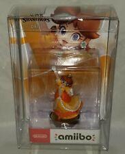 Daisy Amiibo Super Smash Bros. Series 1st Print Good Box In Case