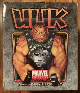 ULIK Mini-Bust Bowen Designs Thor 622/1000 NEW Marvel Avengers Troll