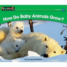 Library Book: How Do Baby Animals Grow? Rising Readers