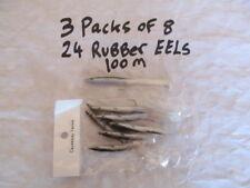 rubber eels
