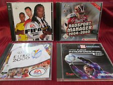 Uefa euro 2000, FIFA 2003, football international 2000, Cyclisme pc jeu (483)