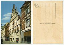 24768 - Herford - Pöppelmannhaus - alte Ansichtskarte
