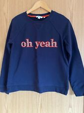Boden ladies sweatshirt size S