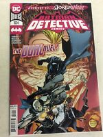 DETECTIVE #1024 cover by Brad Walker, JOKER WAR, BATMAN DC
