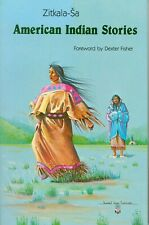 American Indian Stories by Zitkala-Sa (1985, Paperback, Reprint)