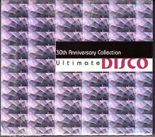 ULTIMATE DISCO 30th Anniversary Collection 2003 Various Artists 2CD 70s Miracles