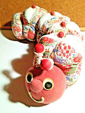 Liberty Ianthe pattern fabric Centipede Hidden Jewellery Vanity multi pouch bag