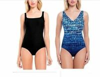 NEW!! Essentials By Gottex Women's One Piece Bathing Suits Variety!
