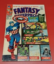 Fantasy Masterpieces #5 October (1966) GIANT SIZE ISSUE * NAZI * JACK KIRBY !!