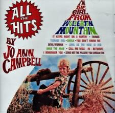 JO ANN CAMPBELL - ALL THE HITS (NEW SEALED CD)