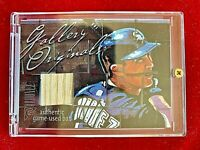 MAGGLIO ORDONEZ 2003 GALLERY ORIGINALS AUTHENTIC GAME USED BAT CARD #GO-MO