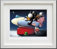 Doug Hyde, Space Cadets (Framed) - Signed Limited Edition Print - Paper Edition