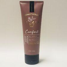 1 Bath & Body Works Aromatherapy Comfort Vanilla Patchouli Body Cream 8 oz 226 g
