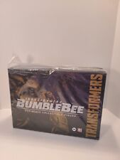 BUMBLEBEE Movie DLX 3A ThreeA Collectible Figure Transformers Sideshow NIB