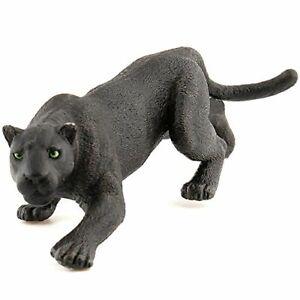 50026 Papo Black Panther/Leopard Animal Wildlife/Zoo Figure
