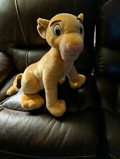 "Disney Lion King Nala Large Jumbo Plush Stuffed Animal 16"" 2002 Hasbro Grt Cond"