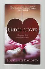 UNDER COVER by MaryJanice DAVIDSON // 3 NOVELLAS // 2004 / PAPERBACK // LIKE NEW