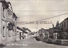 CARTOLINA LOMBARDIA PAVIA- SEMIANA, VIA VITTORIO VENETO