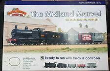 RARE Bachmann 30-105 The Midland Marvel OO Gauge Electric Train Set NEW