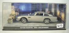 James Bond 007 Collection 1/43 Aston Martin DB5 Goldfinger Kult in O-Box #5675