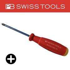 PB SWISS TOOLS Swiss Grip Screwdriver 2 Phillips Head Screws PB 8190.2-100/6 PH2